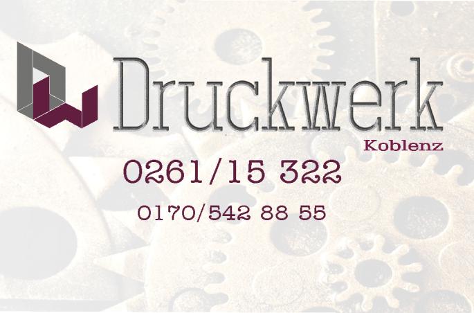Druckwerk Koblenz Ihr Partner Für Print Und Design